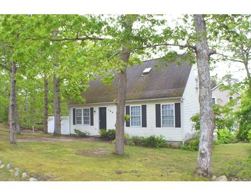 Single Family Home for Sale at 186 Franklin Terrace Tisbury, Massachusetts 02568 United States
