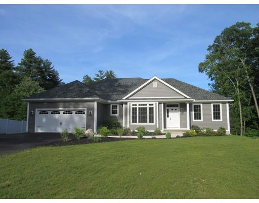 独户住宅 为 销售 在 50 Ridge View Road Northampton, 01060 美国