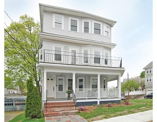 共管式独立产权公寓 为 销售 在 149 Hillside Road 沃特敦, 02472 美国