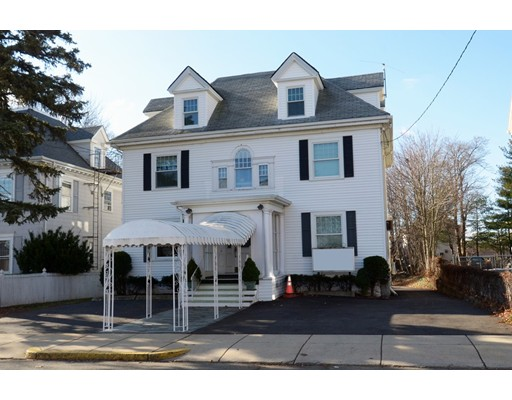 Single Family Home for Sale at 174 Winthrop Street Winthrop, Massachusetts 02152 United States