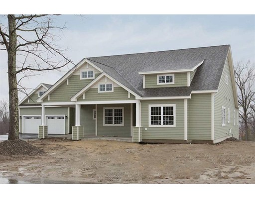 Single Family Home for Sale at 6 Aspen Drive 6 Aspen Drive Pelham, New Hampshire 03076 United States