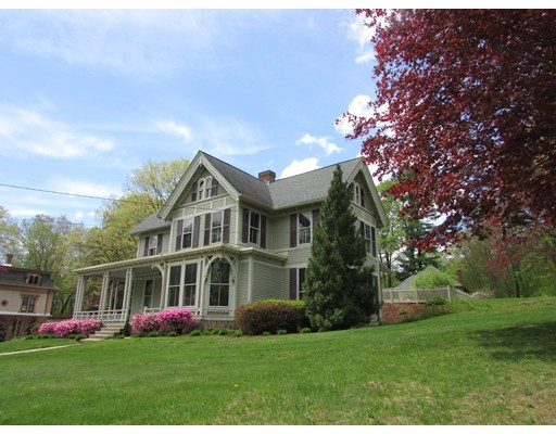 Single Family Home for Sale at 18 Edgewood Street Stafford, Connecticut 06076 United States