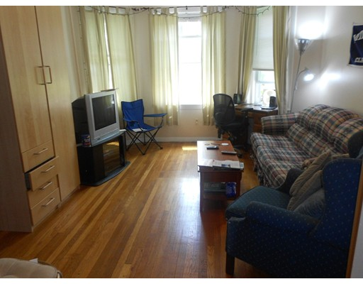 Single Family Home for Rent at 55 Thatcher Street Brookline, Massachusetts 02446 United States