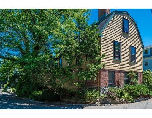 Single Family Home for Sale at 9 Merritt Street Marblehead, Massachusetts 01945 United States
