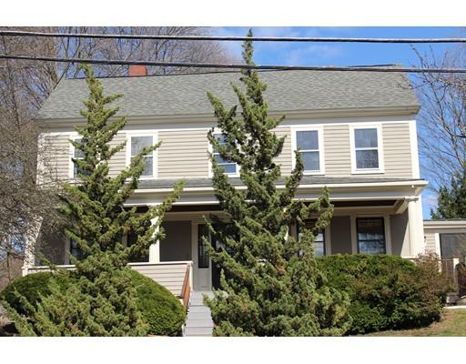 65 High Street #1, Newton, MA 02464