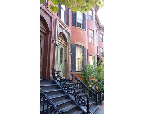 Appartement en copropriété pour l Vente à 89 Pembroke St #1 89 Pembroke St #1 Boston, Massachusetts 02118 États-Unis