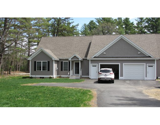 Condominium for Sale at 5 Howes Court Ashburnham, Massachusetts 01430 United States