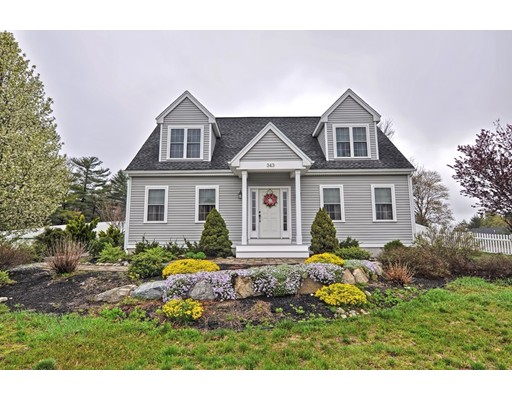 343 Old Colony Rd, Norton, MA 02766