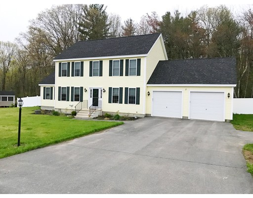 Casa Unifamiliar por un Venta en 26 Myles Lane Shirley, Massachusetts 01464 Estados Unidos