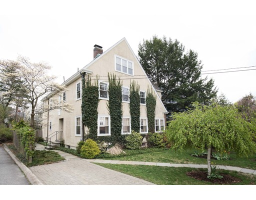 Single Family Home for Sale at 119 Russell Avenue Watertown, Massachusetts 02472 United States