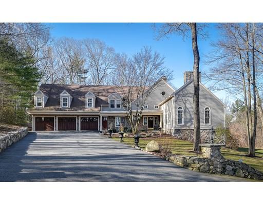 واحد منزل الأسرة للـ Sale في 47 Brewster Road 47 Brewster Road Sudbury, Massachusetts 01776 United States