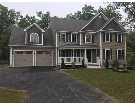 Single Family Home for Sale at 11 82 Liberty Circle Holden, Massachusetts 01520 United States