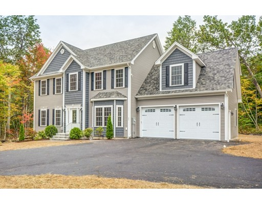 Частный односемейный дом для того Продажа на 12 80 Liberty Circle Holden, Массачусетс 01520 Соединенные Штаты