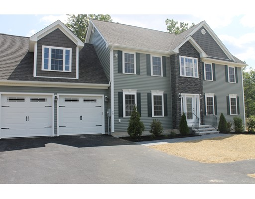 Single Family Home for Sale at 13 74 Liberty Circle Holden, Massachusetts 01520 United States