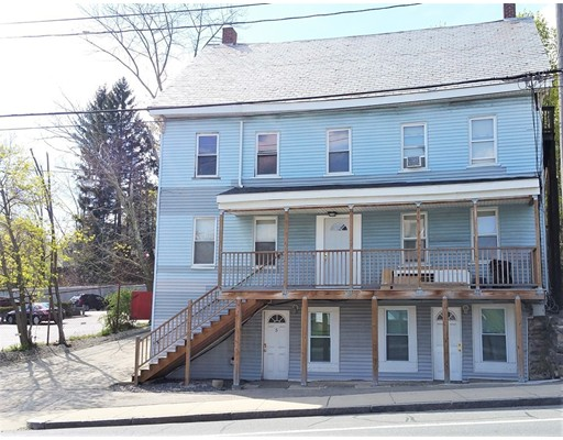 Multi-Family Home for Sale at 235 W Main Street Marlborough, Massachusetts 01752 United States
