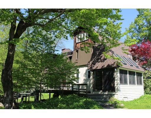 Single Family Home for Sale at 1497 Main Poland Road Conway, Massachusetts 01341 United States