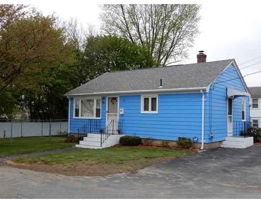 Частный односемейный дом для того Продажа на 46 Orchard Street North Providence, Род-Айленд 02911 Соединенные Штаты