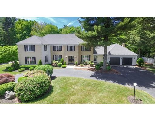 Single Family Home for Sale at 5 Seneca Road Canton, Massachusetts 02021 United States