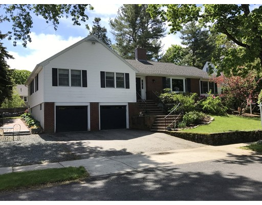 Single Family Home for Sale at 14 Sunset Road Stoneham, Massachusetts 02180 United States