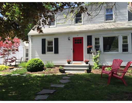 Single Family Home for Sale at 17 Eleanor Road Framingham, Massachusetts 01701 United States