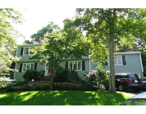 Single Family Home for Rent at 141 Westgate Road Wellesley, Massachusetts 02481 United States