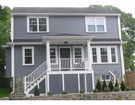 Casa Unifamiliar por un Venta en 8 Searle Road Boston, Massachusetts 02132 Estados Unidos