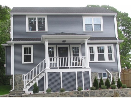 Additional photo for property listing at 8 Searle Road  Boston, Massachusetts 02132 Estados Unidos
