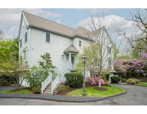 Condominium for Sale at 1123 Beacon Street Newton, Massachusetts 02461 United States