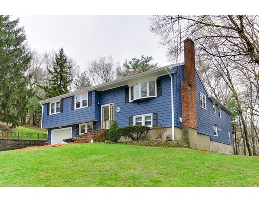Single Family Home for Sale at 24 Alcine Lane Burlington, Massachusetts 01803 United States