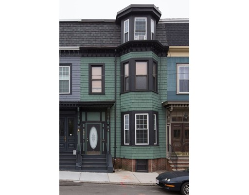 Single Family Home for Sale at 196 Dorchester Street Boston, Massachusetts 02127 United States