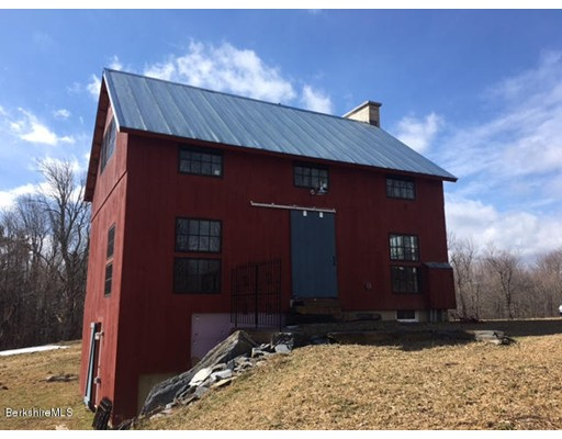 Single Family Home for Sale at 361 W. Cummington Road 361 W. Cummington Road Cummington, Massachusetts 01026 United States