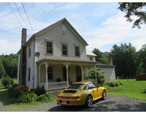 Single Family Home for Sale at 91 Main Street Williamsburg, Massachusetts 01039 United States