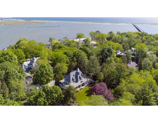 Single Family Home for Sale at 16 Crooked Lane Duxbury, Massachusetts 02332 United States