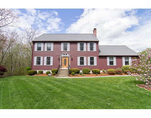 Single Family Home for Sale at 19 Debbie Lane Milford, Massachusetts 01757 United States
