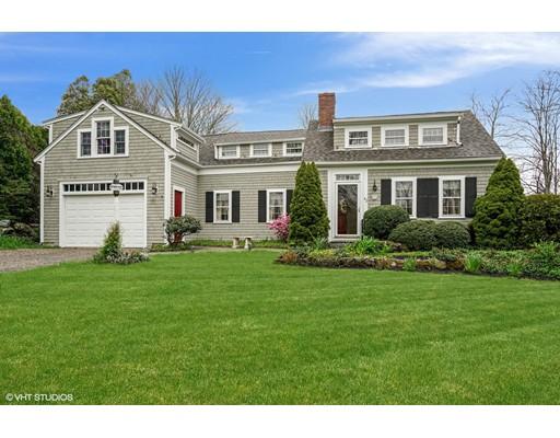 Casa Unifamiliar por un Venta en 42 Mill Lane Yarmouth, Massachusetts 02664 Estados Unidos