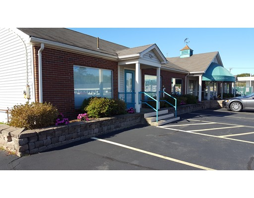 Commercial for Sale at 1479 Fall River Avenue Seekonk, Massachusetts 02771 United States