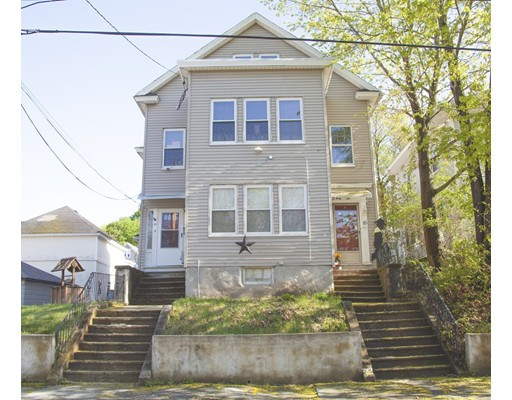 Multi-Family Home for Sale at 40 Byron Avenue Lawrence, Massachusetts 01841 United States
