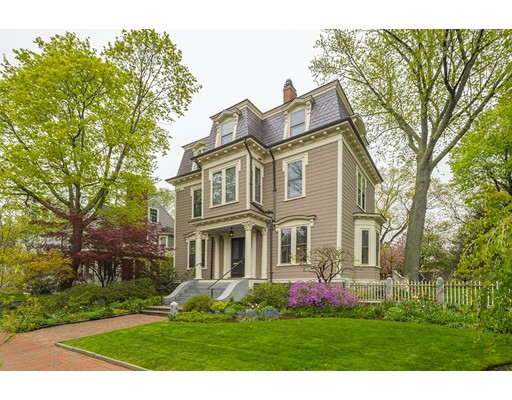 Single Family Home for Sale at 77 Lakeview Avenue Cambridge, Massachusetts 02138 United States