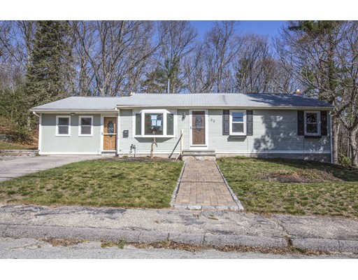 Single Family Home for Sale at 90 Helen Avenue Coventry, Rhode Island 02816 United States