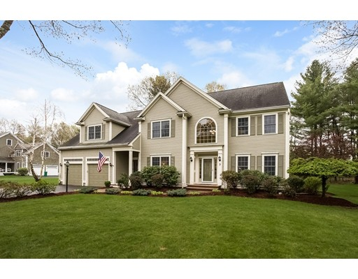 Частный односемейный дом для того Продажа на 7 Michael Lane Mansfield, Массачусетс 02048 Соединенные Штаты