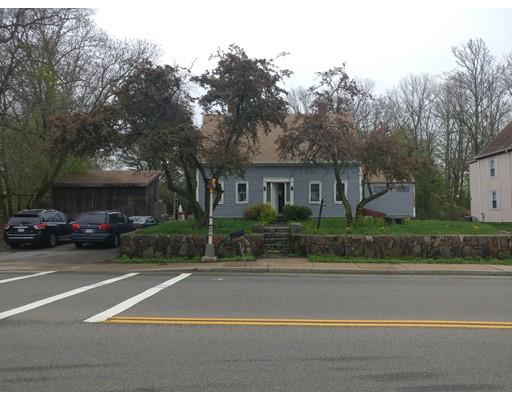 Casa Unifamiliar por un Alquiler en 1495 Turnpike Street Stoughton, Massachusetts 02072 Estados Unidos