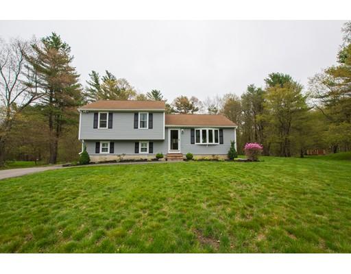 Single Family Home for Sale at 10 Blossom Lane Berkley, Massachusetts 02779 United States