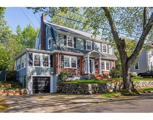 Single Family Home for Sale at 182 Standish Road Watertown, Massachusetts 02472 United States