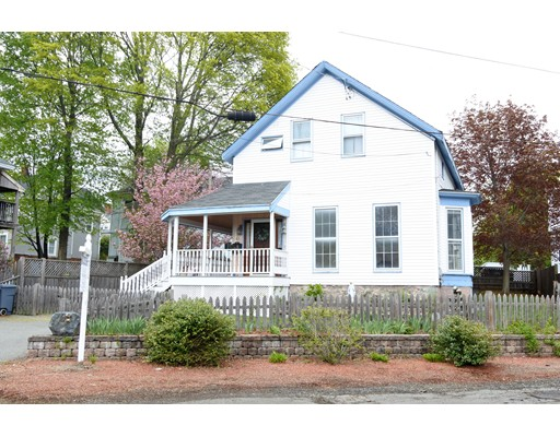 Single Family Home for Sale at 68 Albion Street Melrose, Massachusetts 02176 United States