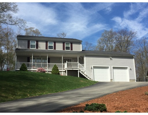 Single Family Home for Sale at 21 Sylvania Grove North Brookfield, Massachusetts 01535 United States