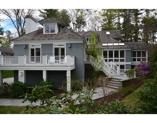 Single Family Home for Sale at 51 Country Club Way Ipswich, Massachusetts 01938 United States