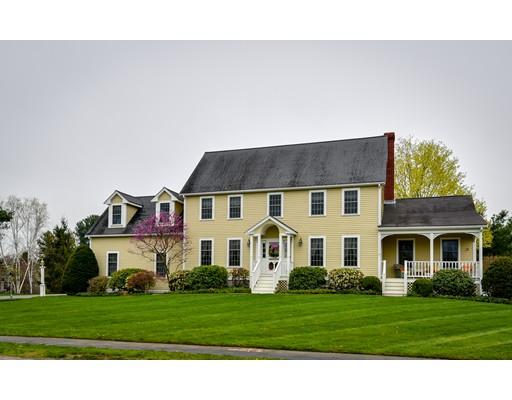 Casa Unifamiliar por un Venta en 3 Claybrook Farm Road Medway, Massachusetts 02053 Estados Unidos
