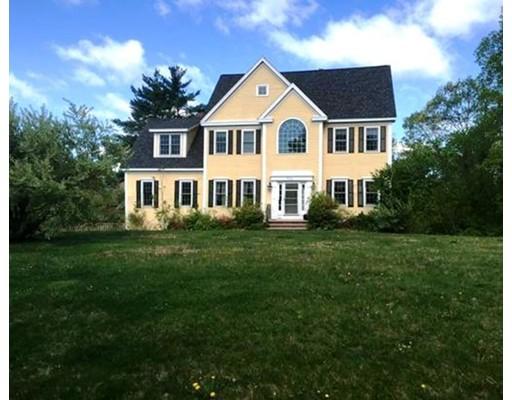 Maison unifamiliale pour l Vente à 520 Hill Road 520 Hill Road Boxborough, Massachusetts 01719 États-Unis