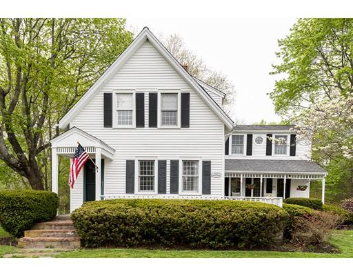 Casa Unifamiliar por un Venta en 112 Gannett Road Scituate, Massachusetts 02066 Estados Unidos