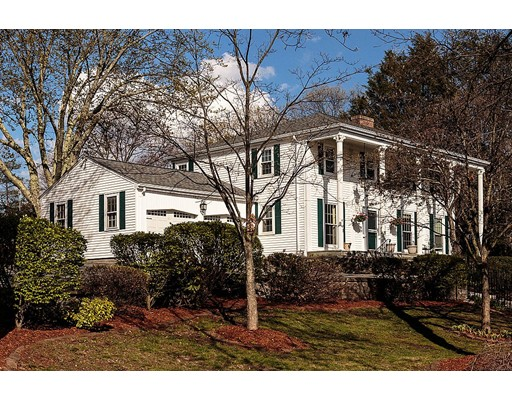 Single Family Home for Sale at 19 Cumberland Road Belmont, Massachusetts 02478 United States